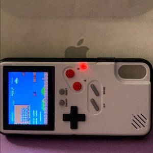Gameboy IPhone X/XS Phone case